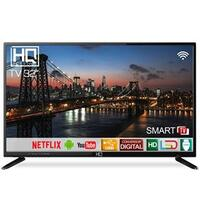 Smart TV LED 32 HD HQ HQSTV32NP Netflix Youtube 2 HDMI 2 USB Wi-Fi