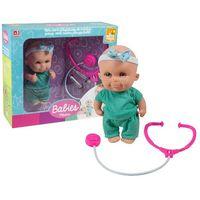 Boneca Babies Médica com Acessórios Médicos Bee Toys DIVERSOS