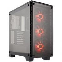 Gabinete Gamer Mid Tower Gaming Crystal 460X Corsair