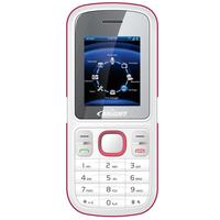 Celular Desbloqueado Bright One Desbloqueado GSM Branco e Rosa