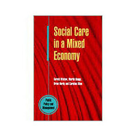 Social Care in a Mixed Economy