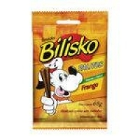 Palito Bilisko Sabor Frango Para Cães - 65 G