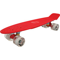 Skate Cruisers 4Fun 22 Led - 4 Fun Skateboards Red