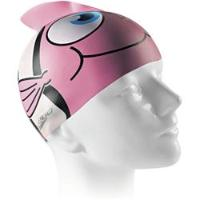 Touca Speedo Fish Cap Rosa