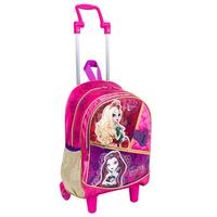 Mochilete Infantil M Sestini Ever After High 16y Rosa
