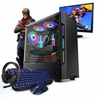 Kit Pc Gamer Smart Pc Smt81262 Intel I5 8gb (geforce Gtx 1650 4gb) 1tb + Monitor 21,5