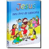 Jesus - Meu Livro de Cabeceira