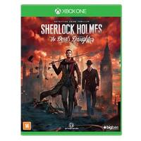 Jogo Sherlock Holmes: The Devils Daughter Xbox One Microsoft