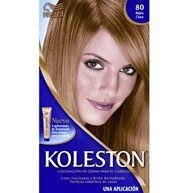 Koleston Wella Kit 80 Louro Claro