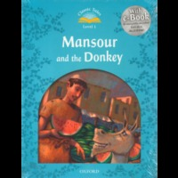Mansour And The Donkey E-Book & Cd Pack - Second Edition - 1 - Classic Tales