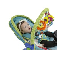 Bouncer Safety1st Sunshine Baby LA36 Azul e Verde