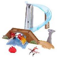 Aviões Mattel Pista Resgate na Cachoeira