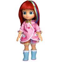 Boneca Rainbow Ruby Novabrink