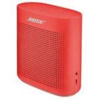 Caixa De Som Bose Soundlink Color Ii 2 Original Vermelha
