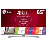 Smart TV LED 65 Ultra Hd 4K LG 65UJ6585 Sistema Webos