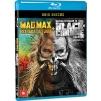 Mad Max Estrada da Fúria + Black & Chrome Edition - Blu-Ray - 2 Discos