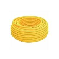 Eletroduto Flexível Tigre Amarelo 20mmX50m