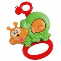 Chocalho Baby Caramujo Zippy Toys