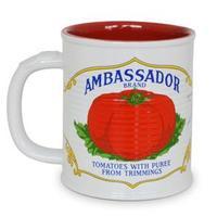 Caneca Mondoceram Ambassador 350ml