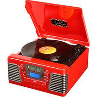 Rádio Ribeiro e Pavani Classic Autorama Vermelho