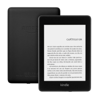 E-reader Amazon Novo Kindle Paperwhite Preto 32gb Wi-fi à Prova D águ