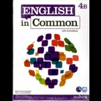 English In Common 4b Split - Student Book With Activebook And Workbook And Myenglishlab