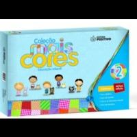 Coleçao Mais Cores - Grupo 2 - Educação Infantil