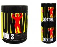 Suplemento Universal Nutrition Combo Creatine Powder 400g