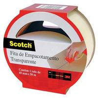 Fita de Empacotamento 3M Scotch® HB004031124 45mmx 5mm