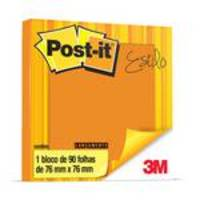 Post-It 76 X 76mm 90 Folhas Post-It 3m