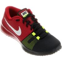 6e46adcf552 Tênis Nike Zoom Speed TR 2 Masculino Preto e Vermelho