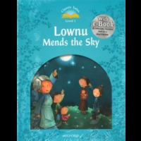 Lownu Mends The Sky E-Book & Cd Pack - Second Edition (1), Classic Tales