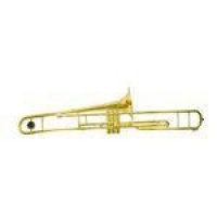Trombone de Pisto Bb Benson BTBV-1L laqueado com case luxo