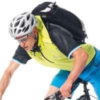 Mochila Super Bike Exp 18 Litros 708180 pr Preto Deuter