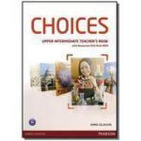 Choices upper intermediate teachers book with tesm