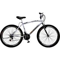 Bicicleta Colli Bike CB 500 Aro 26 18 Marchas Branca