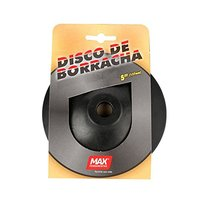 Disco de Borracha 127mm para Furadeira 14670 Max Ferramentas