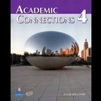 Academic Connections 4 + Myacademicconnectionslab