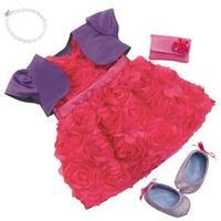 Vestido de Flores Our Generation Candide