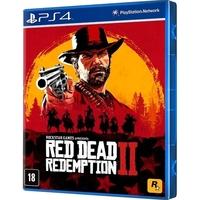 Jogo Red Dead Redemption 2 Inglês e Espanhol PS4