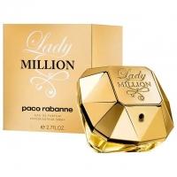 Lady Million de Paco Rabanne Eau de Parfum 80ml - Fem.