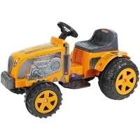 Mini Trator Elétrico Infantil Country 2 Marchas Emite Sons Biemme