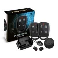 Alarme Automotivo Positron Cyber Preto Fx 360