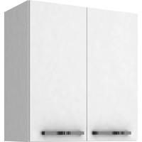 Armário Aéreo Movelbento ATM029 2 Portas Branco 64x60x31cm