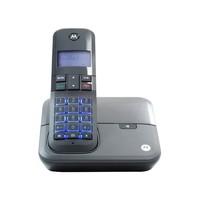 Telefone Sem Fio Motorola Expansível Até 4 Ramais Identificador De Chamadas Viva-voz Moto 4000