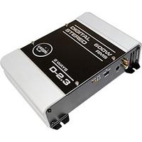 Amplificador Digital Boog 2 Canais D-2.3 2x300Wrms
