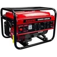 Gerador De Energia A Gasolina 2 2 Kva Monofásico Partida Manual NG2500