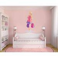 Adesivo Decorativo Barbie 0007