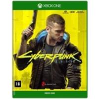 Jogo Novo Midia Fisica Cyberpunk 2077 Original para Xbox One