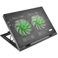 Power Cooler Gamer Multilaser para Notebook Led AC267